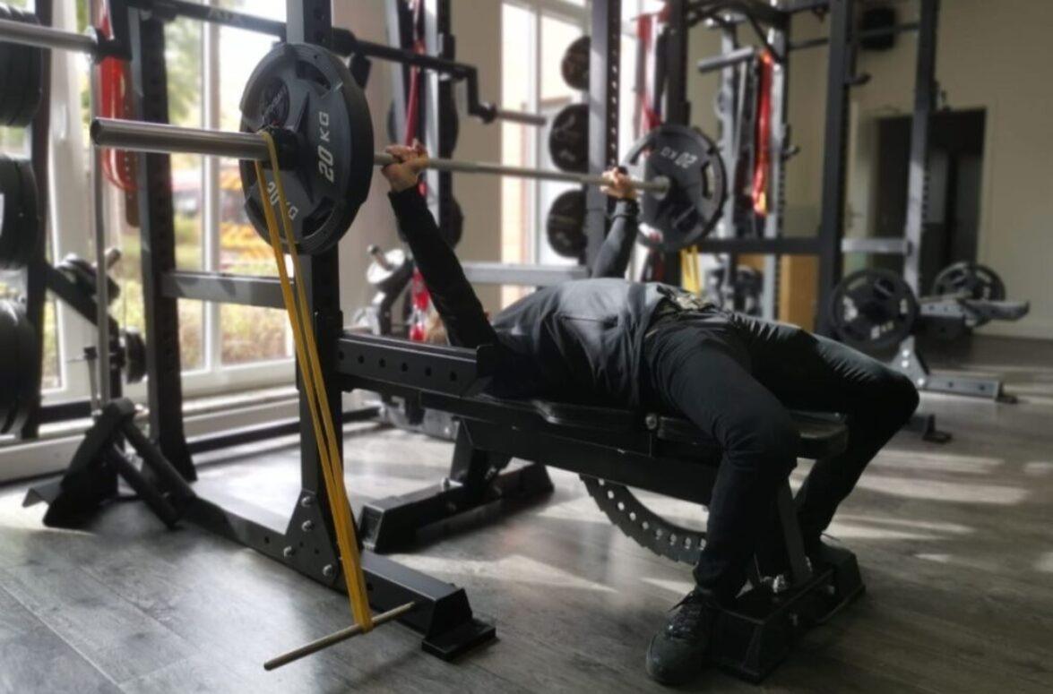 Wie verwendest du Widerstandsbänder für dein Training?
